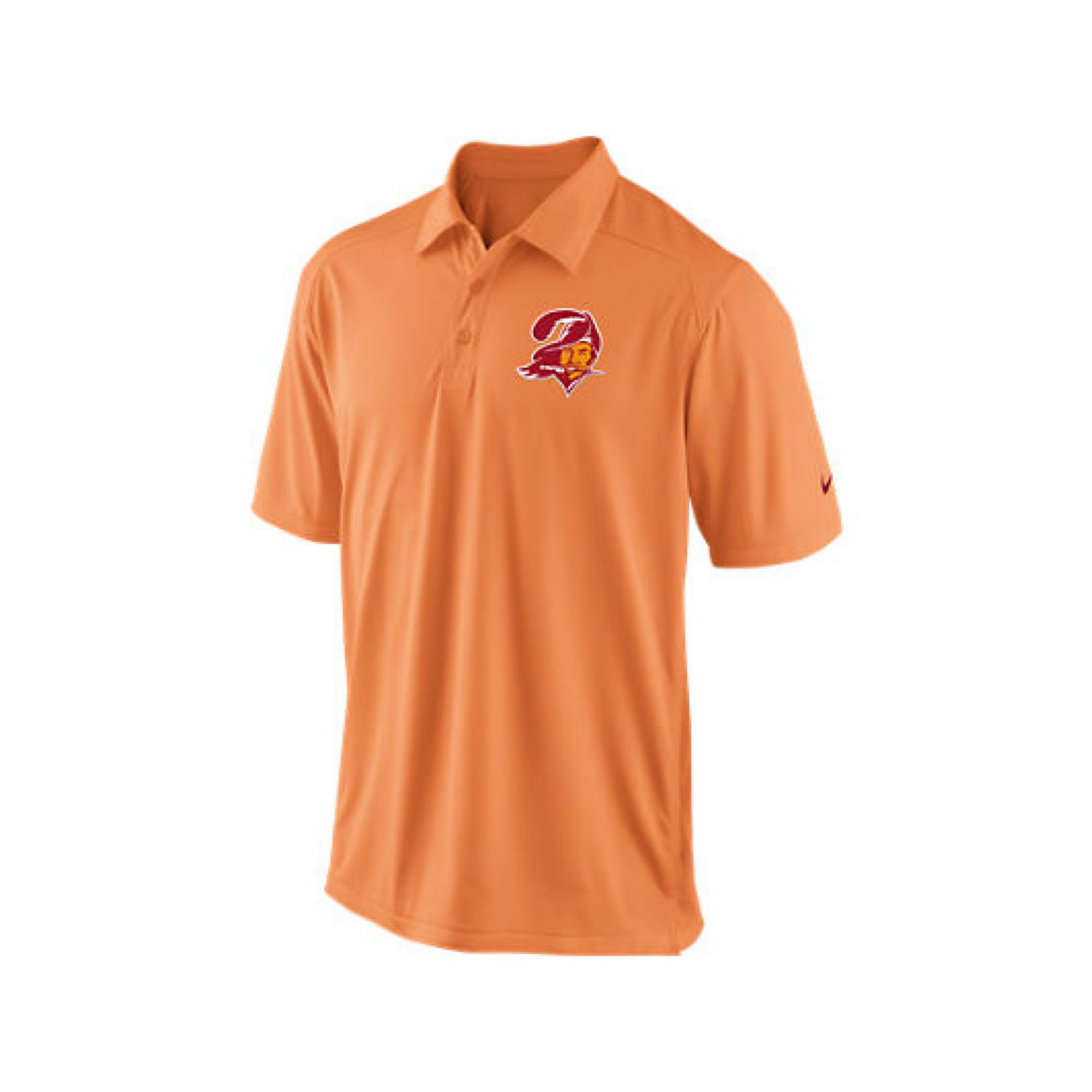 a2bda84d4 Lyst - Nike Mens Tampa Bay Buccaneers Football Coaches Polo Shirt in ...
