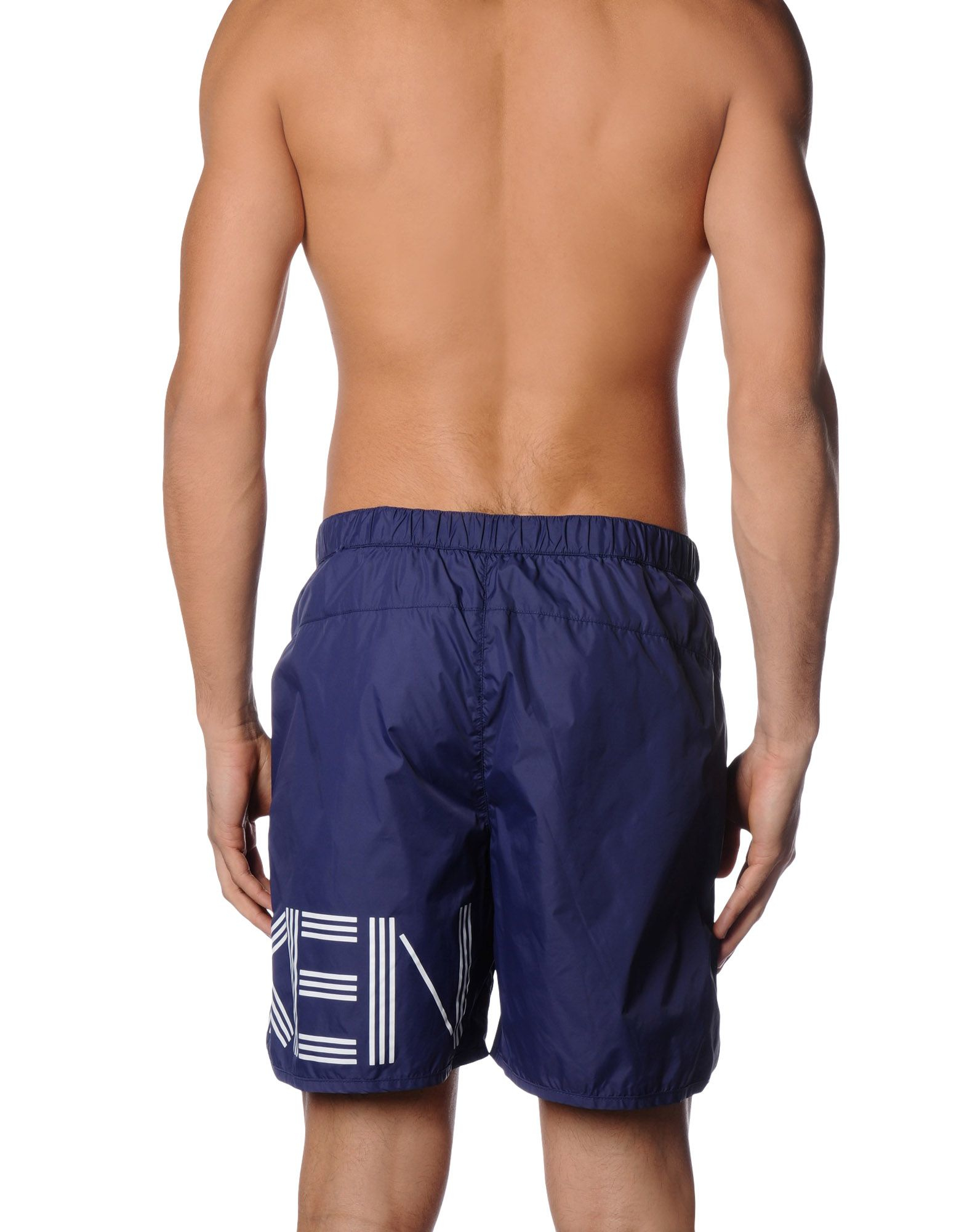 359780a81a0b0 KENZO Swimming Trunk in Blue for Men - Lyst