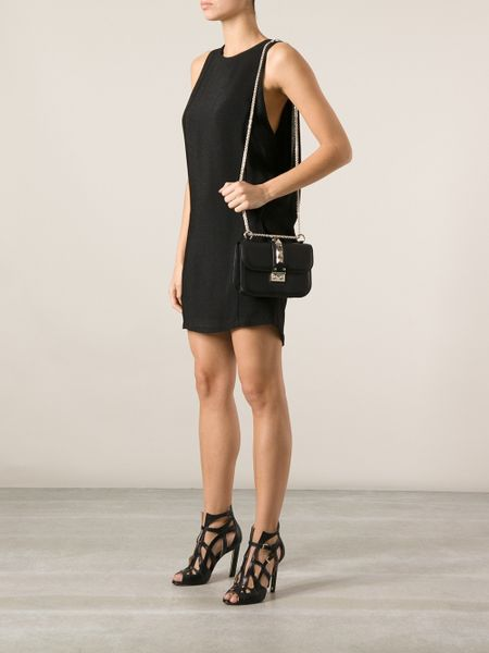 Valentino Shoulder Bag Black 6