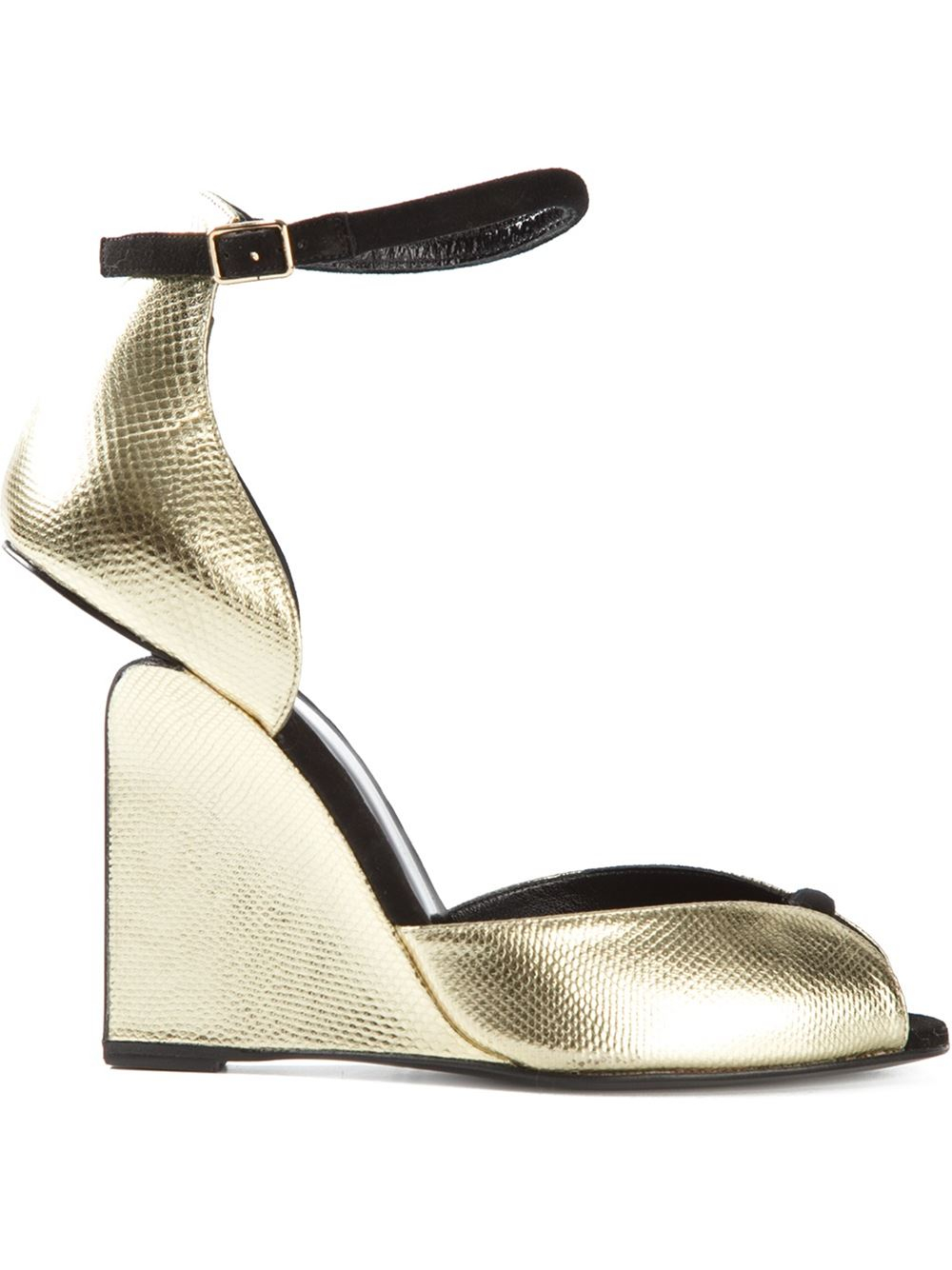 gold metallic wedge sandals 28 images sigerson
