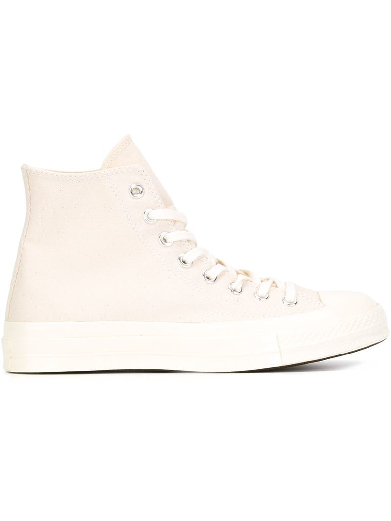 CHUCK TAYLOR ALL STAR 70 HI - Sneaker high - mono natural