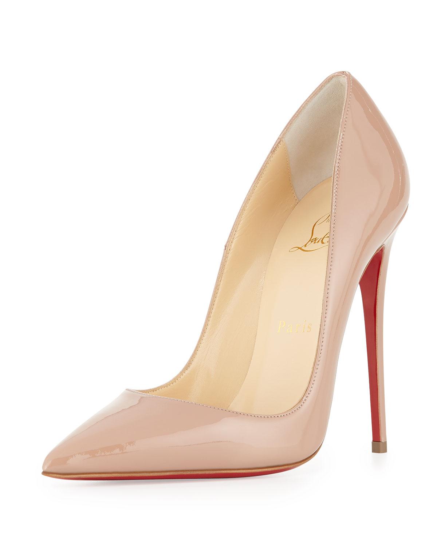 Nude so kate Louboutins   Christian Louboutin   Shoes
