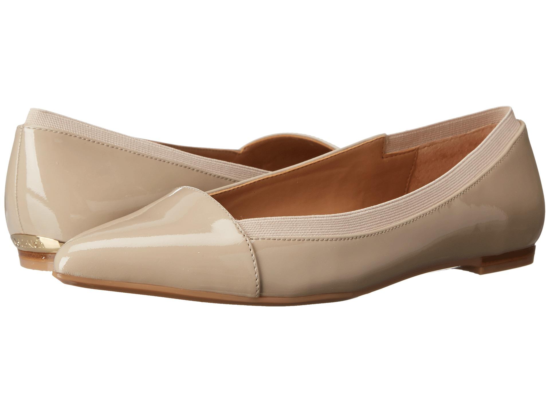 Womens Shoes Calvin Klein Gerarda Cocoon Patent