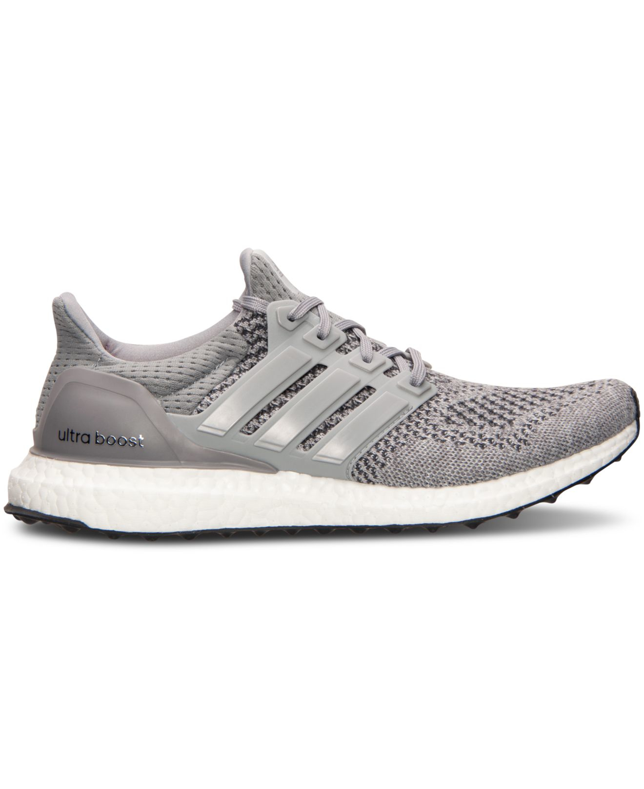 b528dda12b43d Lyst - adidas Men s Ultra Boost Running Sneakers From Finish Line in ...