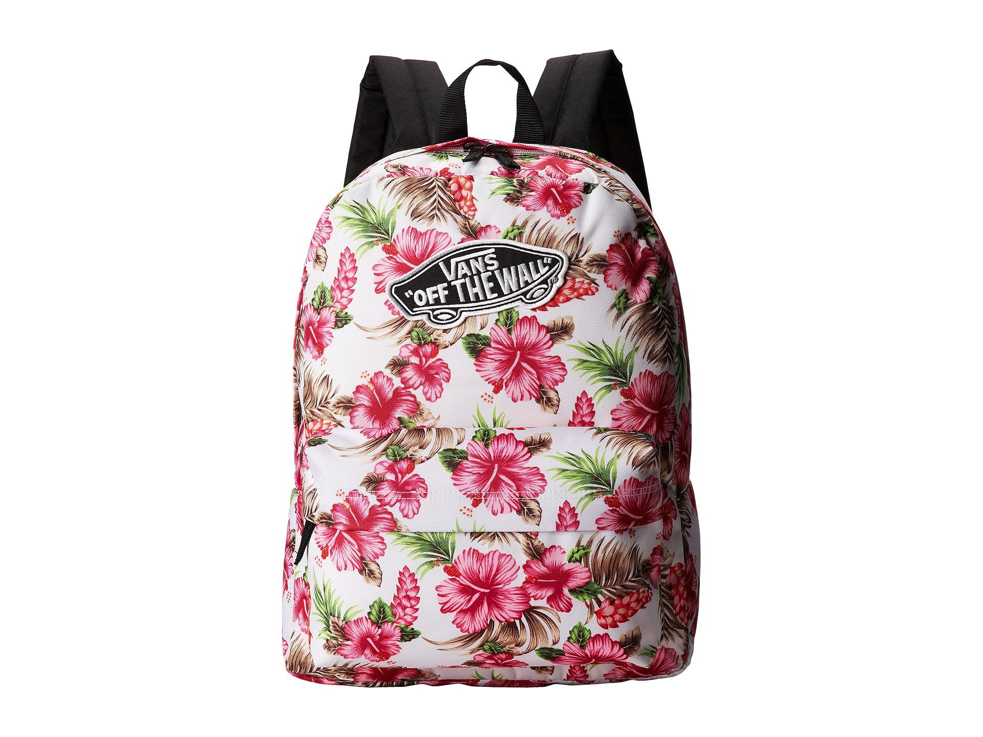 662646efe4 Lyst - Vans Realm Backpack in Natural