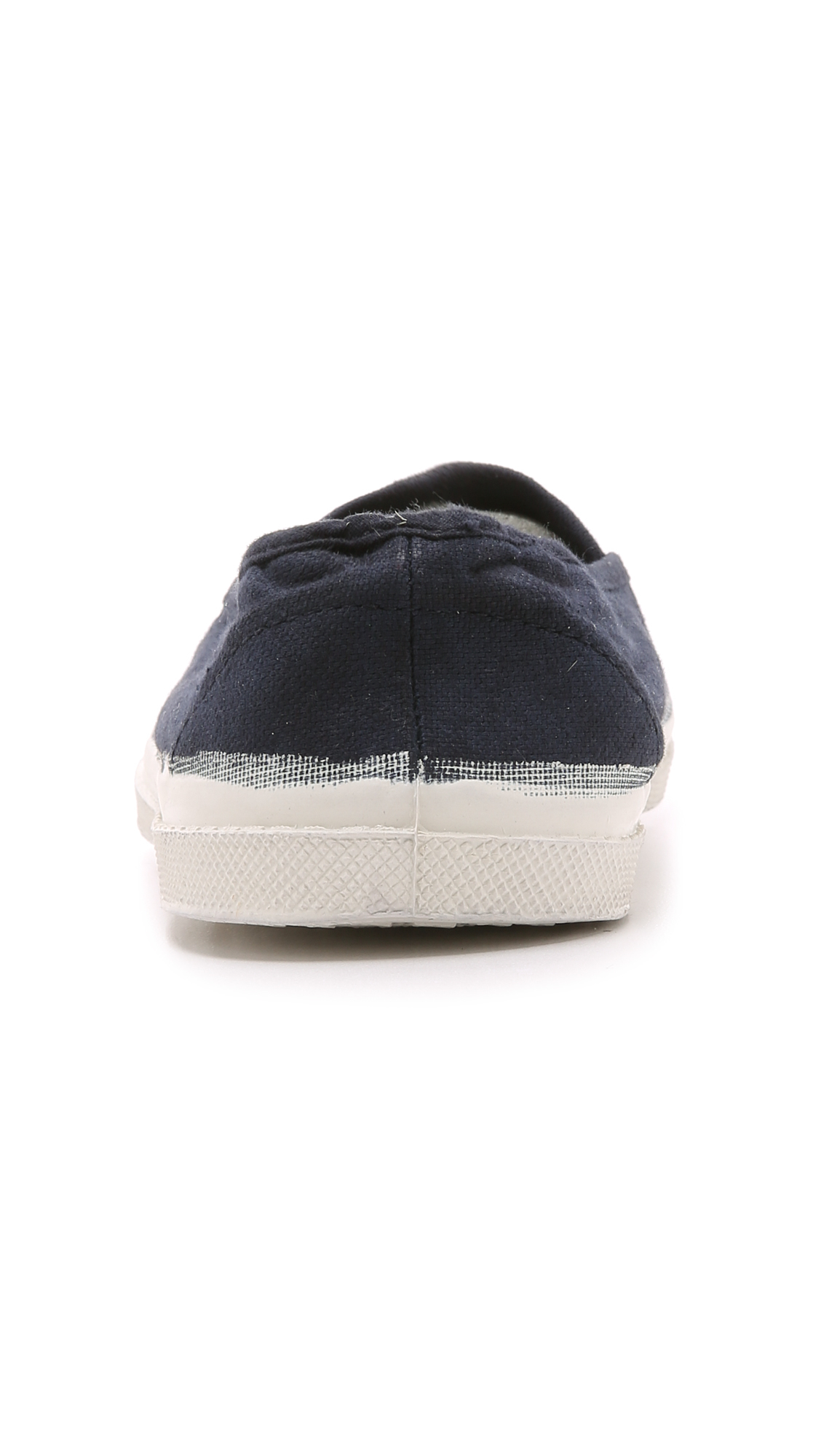 Bensimon Tennis Elastique Sneakers in Navy (Blue)
