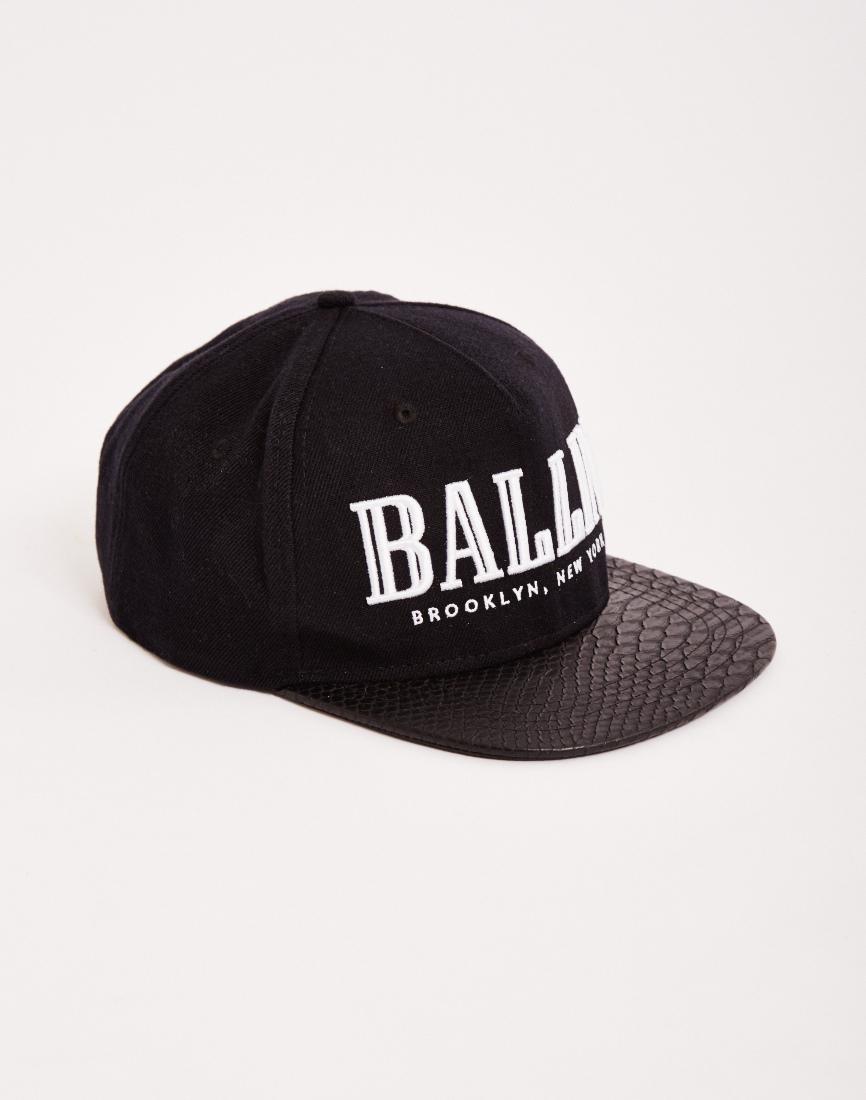 ... shop lyst criminal damage ballin cap in black for men a1313 c79d4 d722e314b955