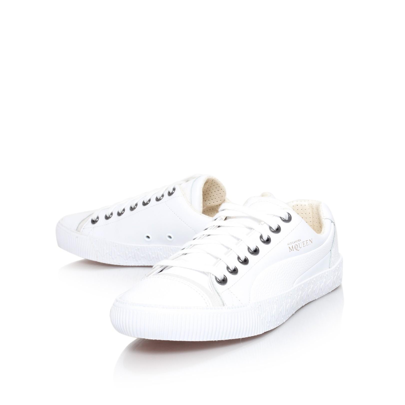 Alexander McQueen X Puma Street Climb Iii Lo in White for Men - Lyst ef454b135