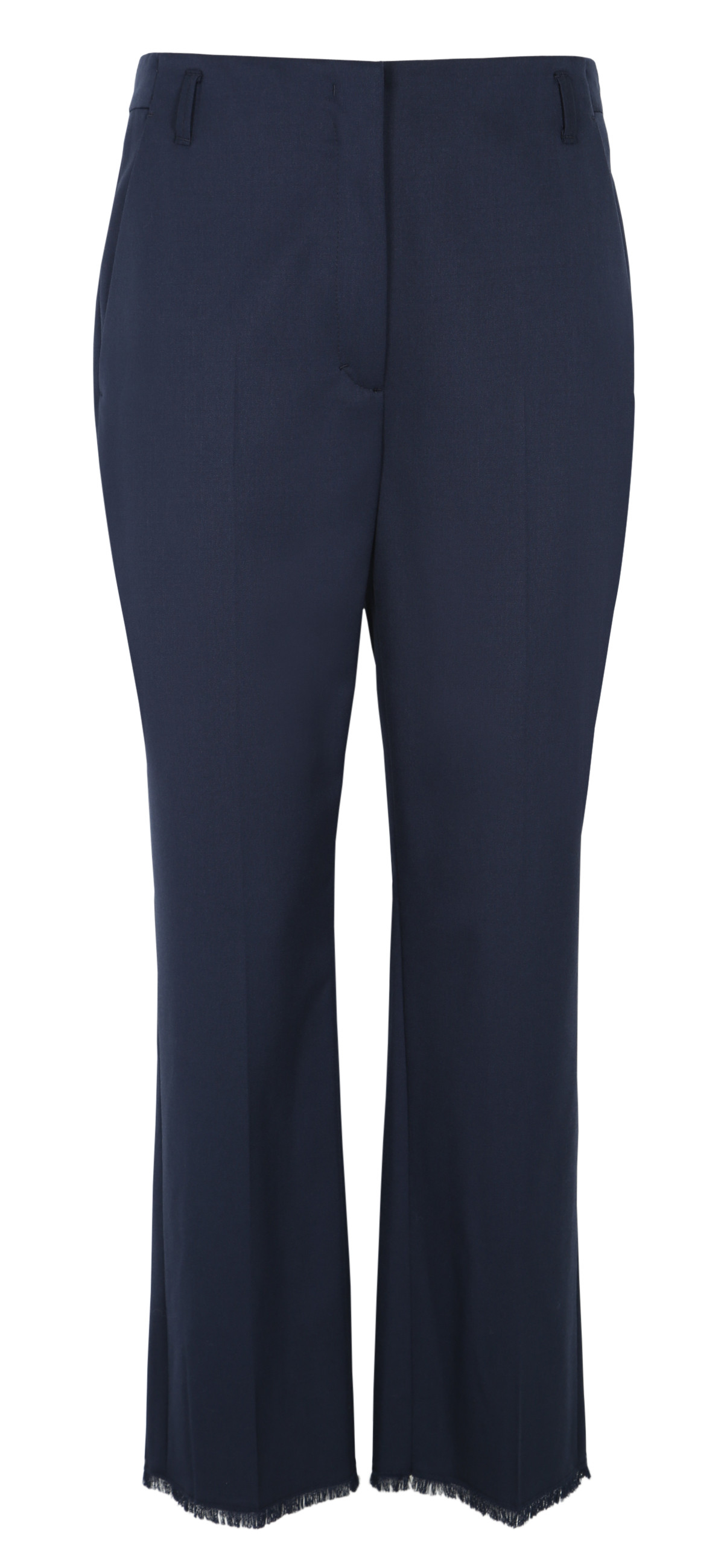 Dorothee Schumacher Cool Ambition Cropped Flared Pants in ...
