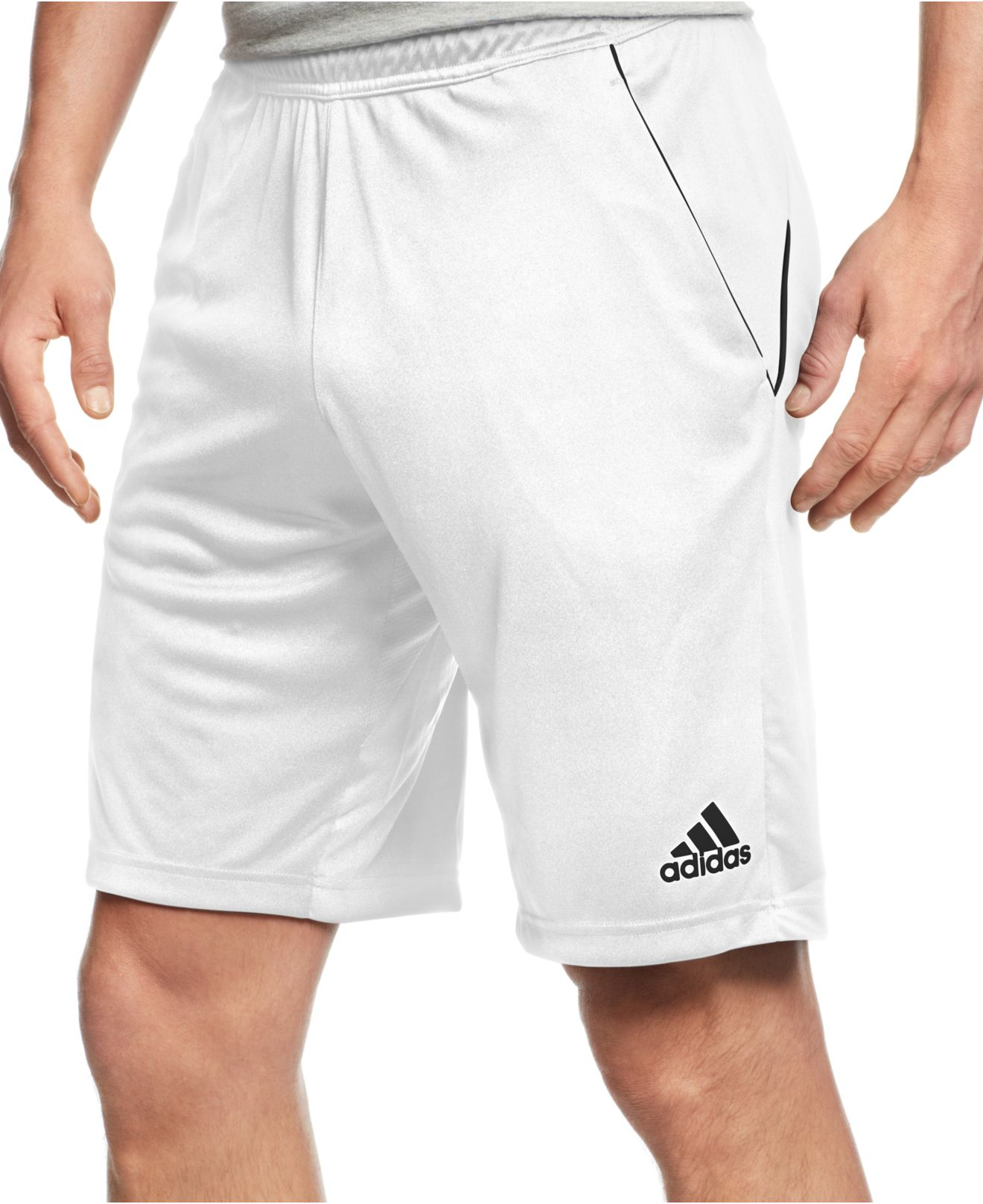 For Adizero Performance Tennis Men Shorts Adidas White f6Ybyg7