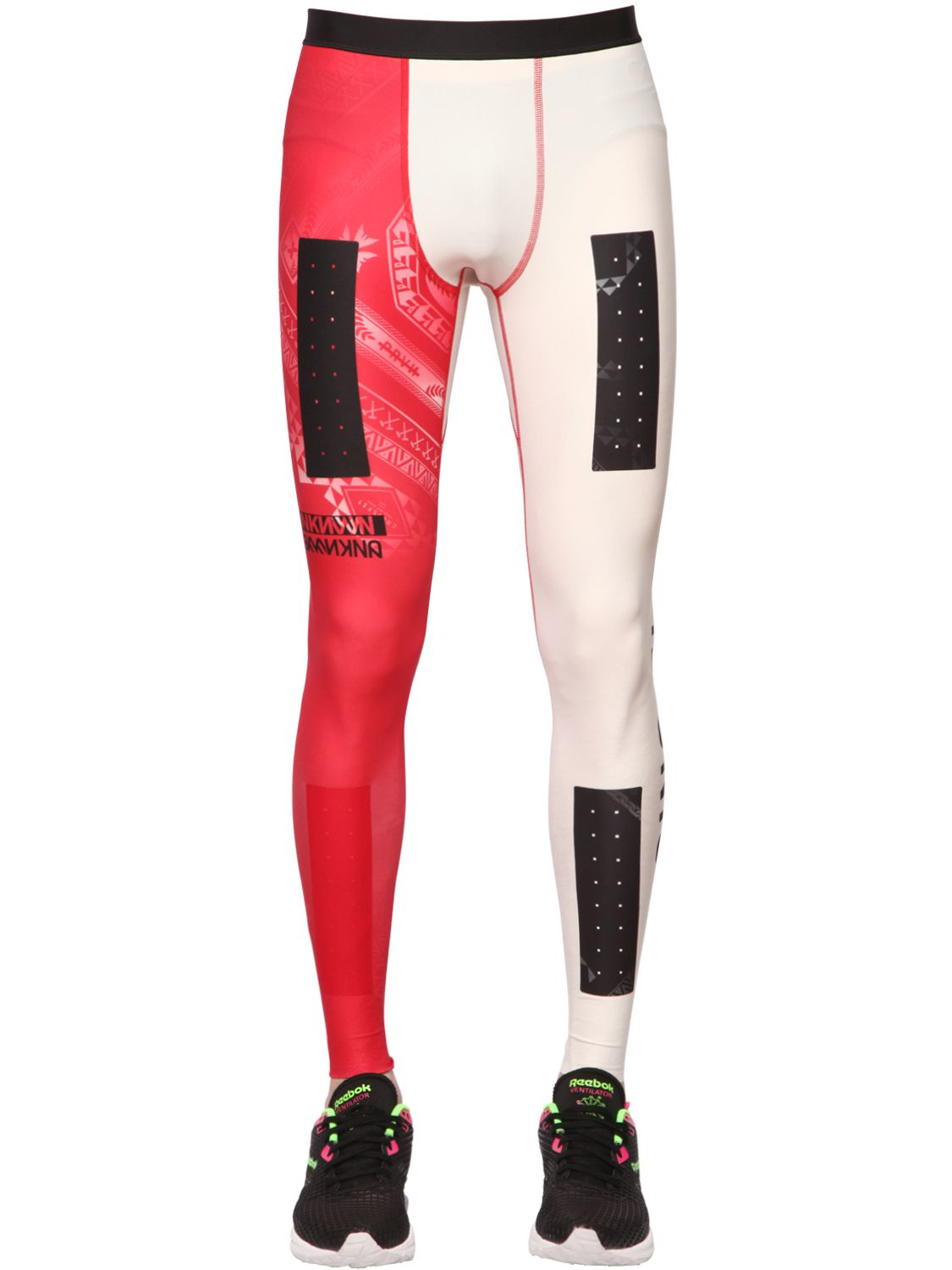 9d72692bf3984 Reebok Crossfit Compression Tight in White for Men - Lyst