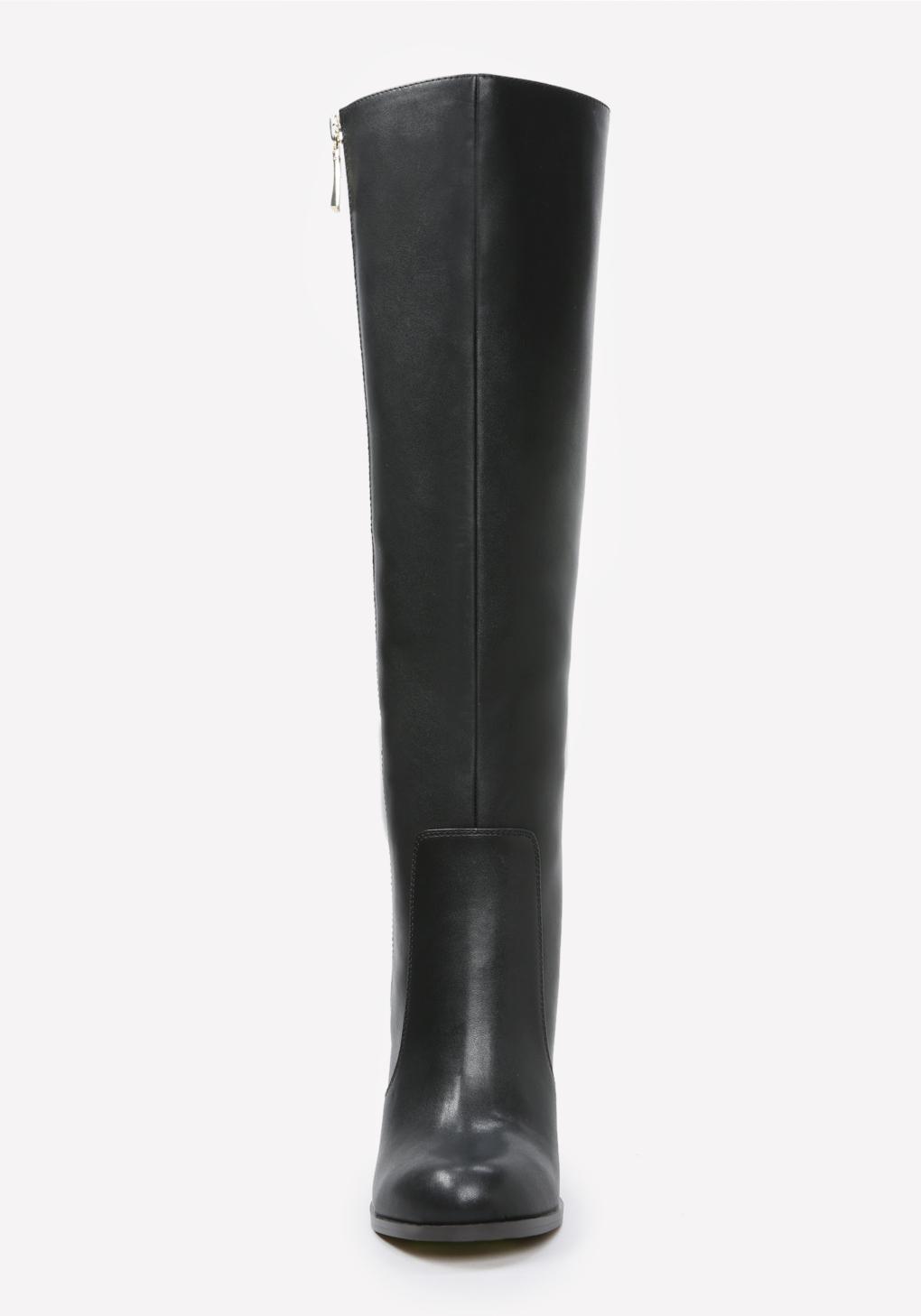 Bebe Baylea High Shaft Boots in Black