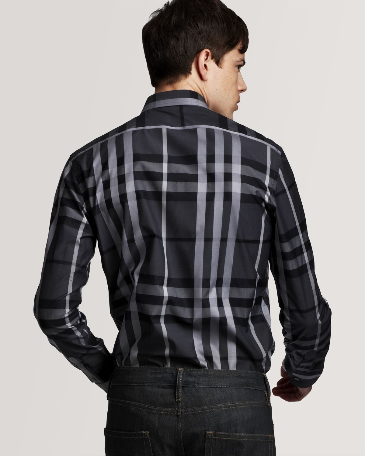 Burberry Dress Shirts For Men Images