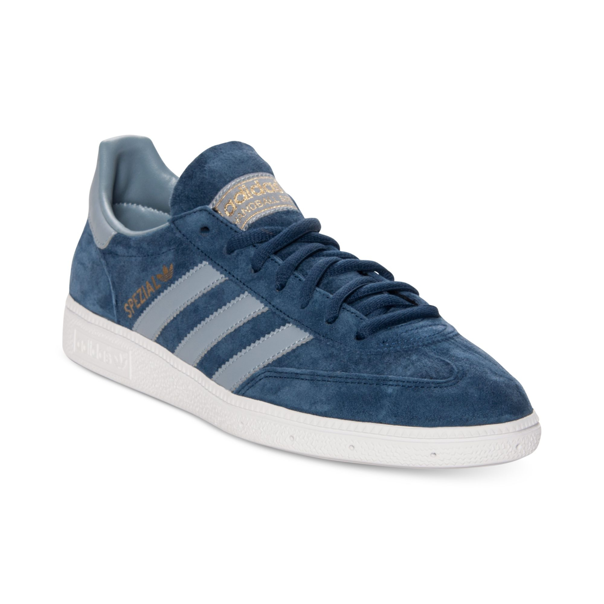 Adidas Spezial Casual Sneakers In Blue For Men Blue Light