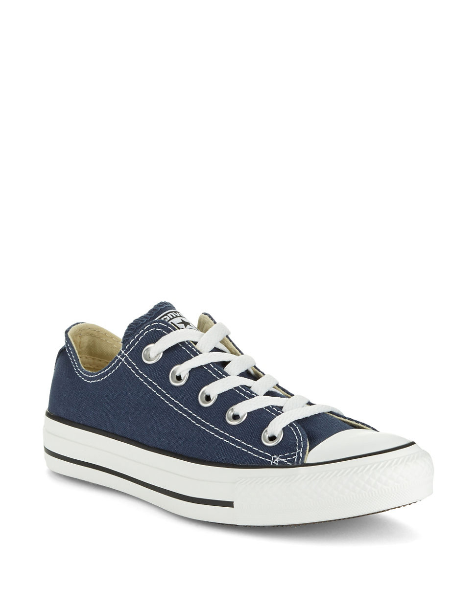 Blue all star converse shoes