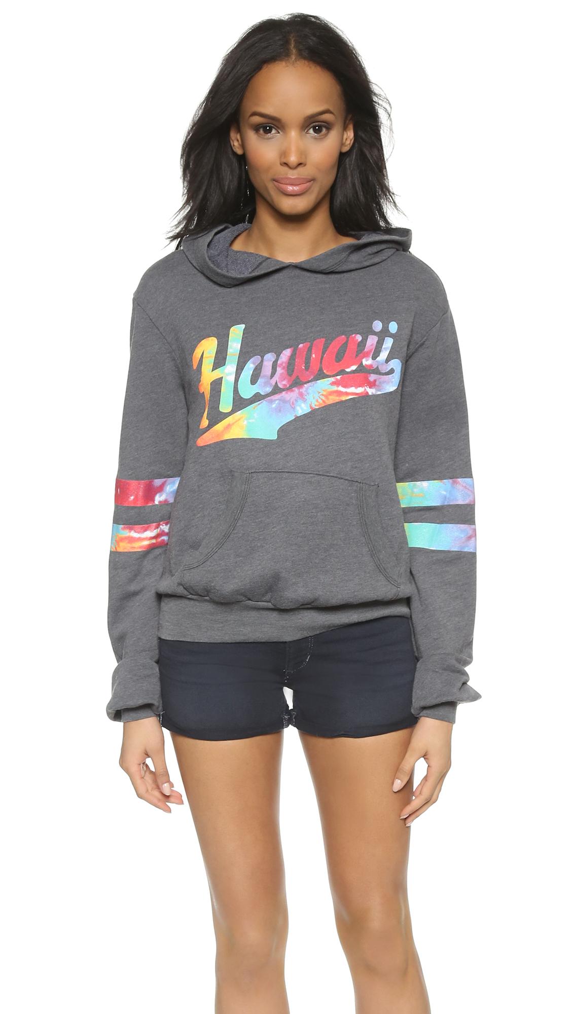 Hawaiian hoodies