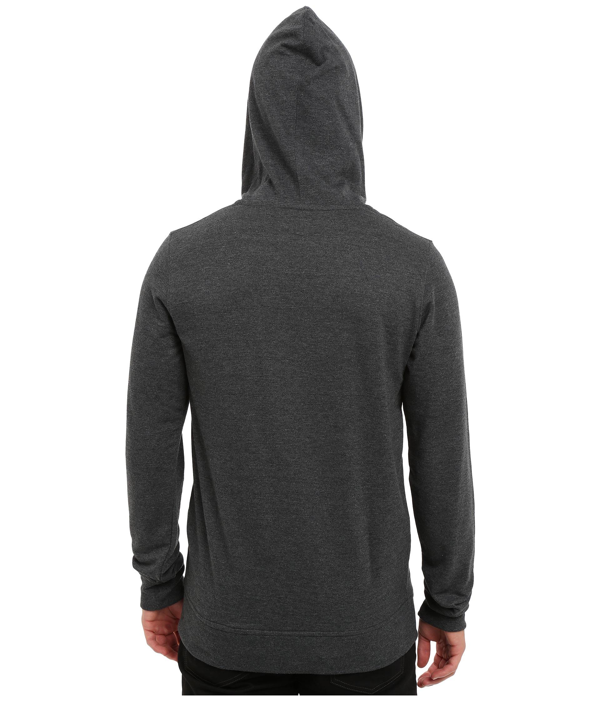 Lyst Body Glove Zupper Nice Hoodie In Black For Men