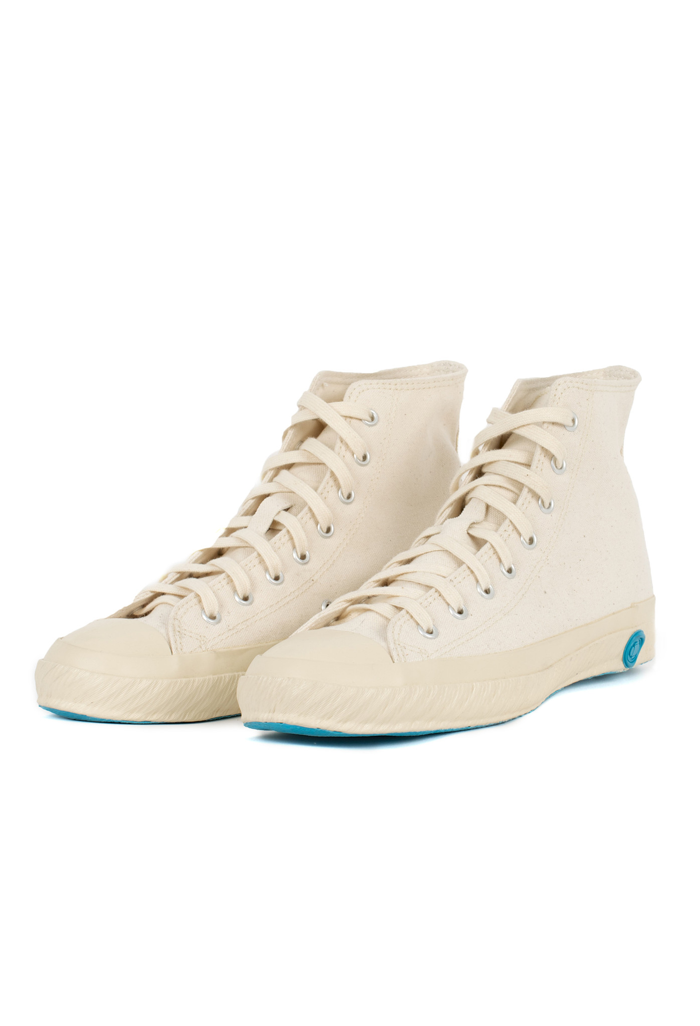 Lyst Shoes Like Pottery Natural Canvas High Top Sneaker