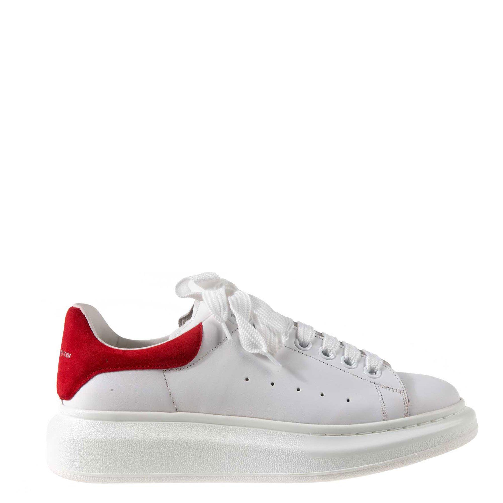 Lyst - Alexander McQueen Classic Sneakers in Red