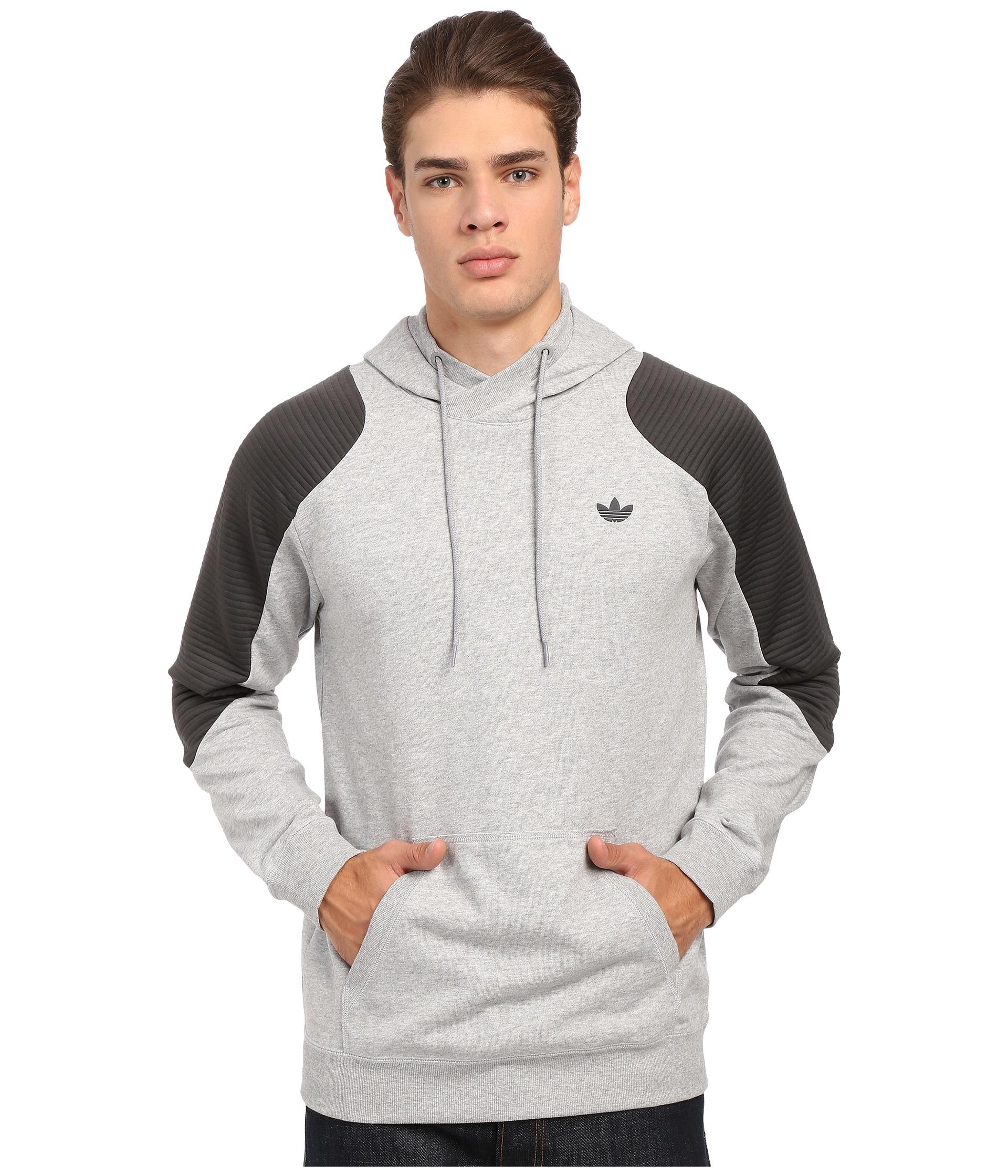 adidas Originals Sport Luxe Full Zip Hoodie Men's Hoodies