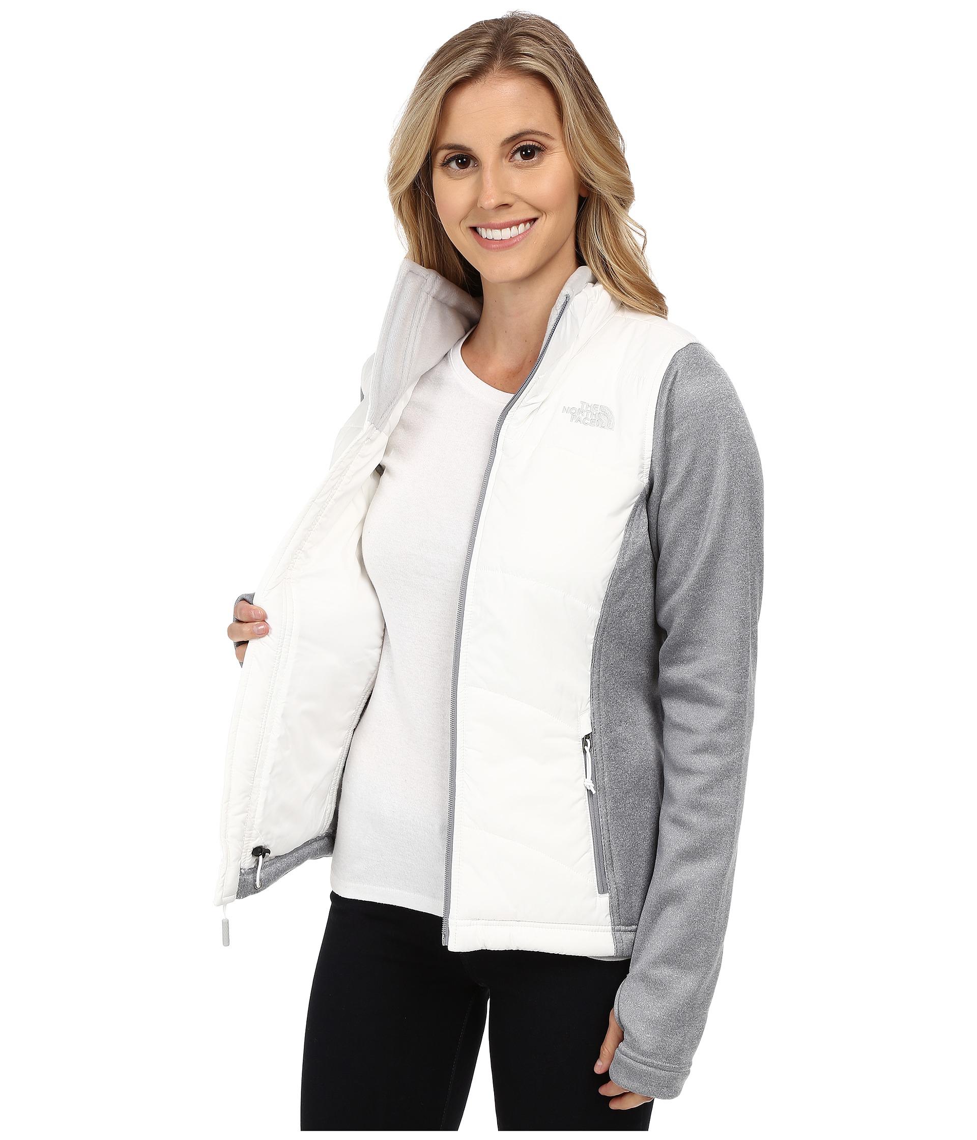 1e5e16043 Women's White Agave Mash-up Jacket