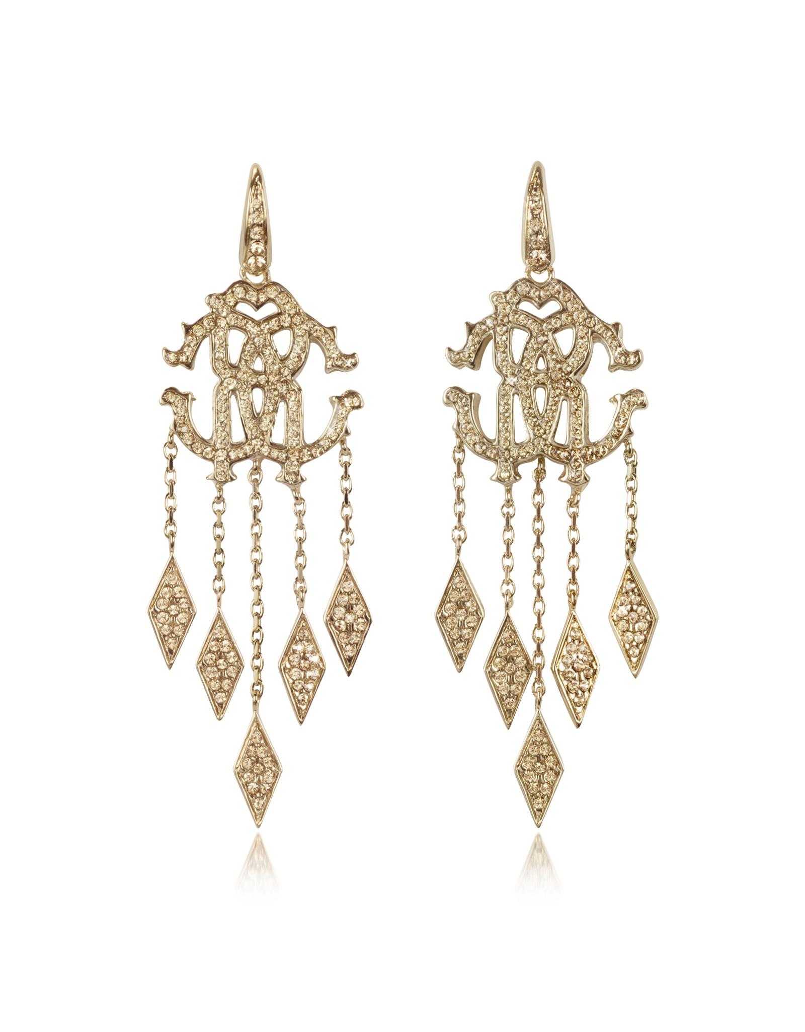 JEWELLERY - Earrings Roberto Cavalli fQefT