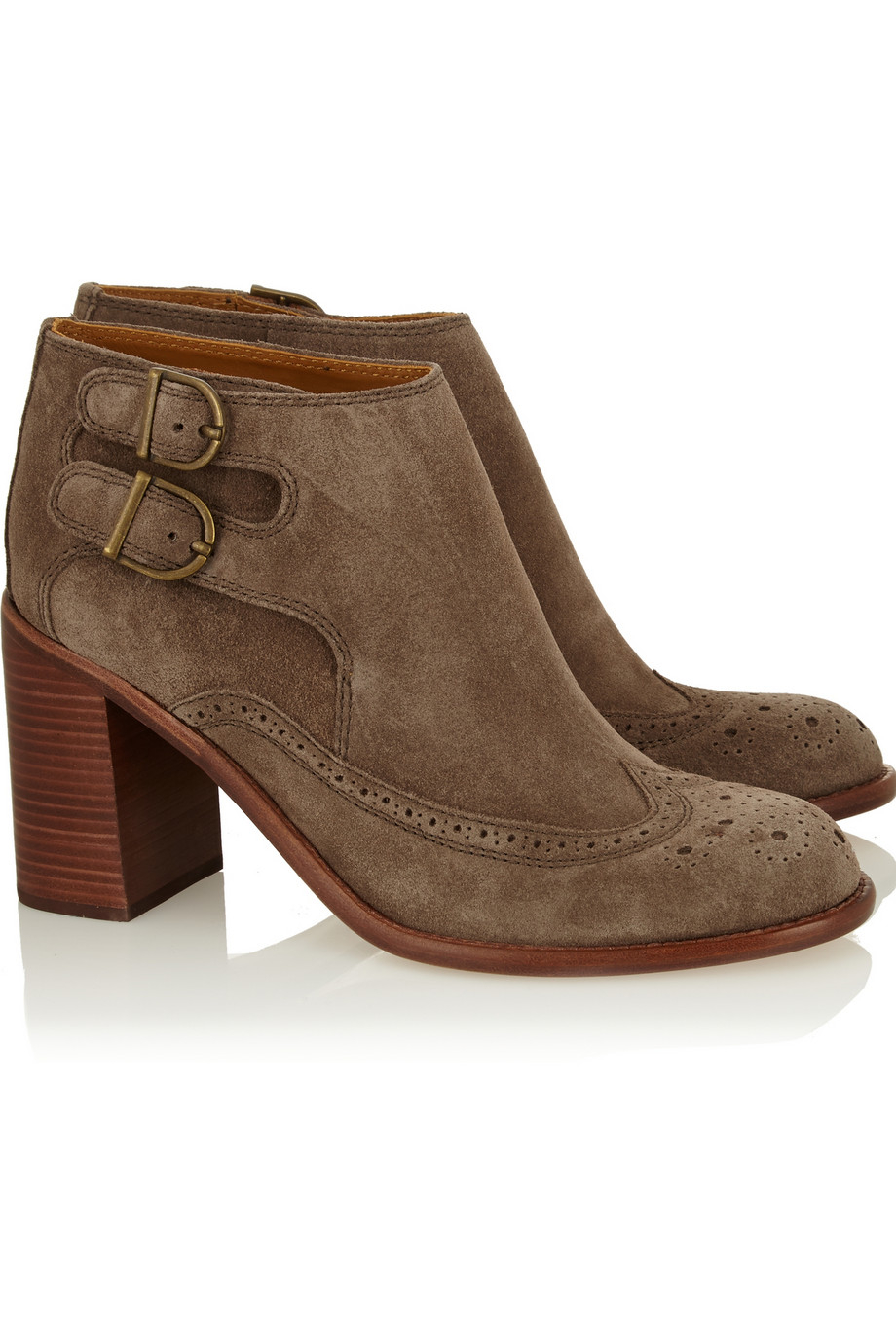 Chloé FLARAL women's Low Ankle Boots in Discount Fashion Style 7nEIv