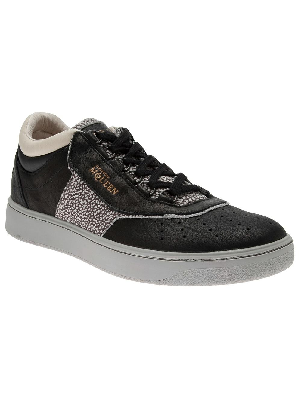 Lyst - Alexander McQueen X Puma Joust Lo Iii Sneaker in Black for Men 4b76164c8