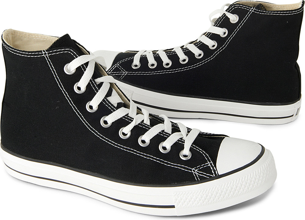 dedf13d6783f Lyst - Converse Chuck Taylor All Star High Tops in Black for Men