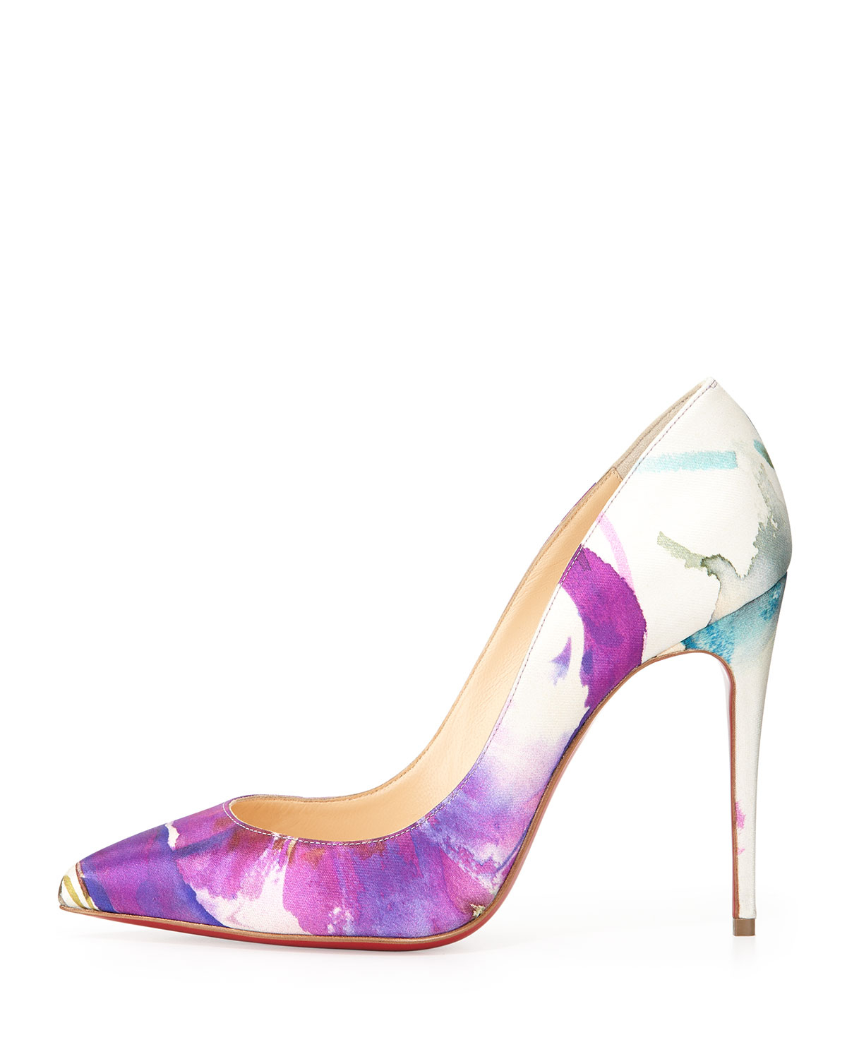 Shoeniverse The Ultimate Wedding Guest Shoe Featuring CHRISTIAN LOUBOUTIN Blue Pifalle Follies