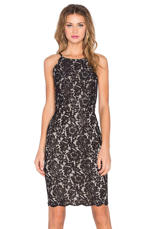 Next black maxi lace dress