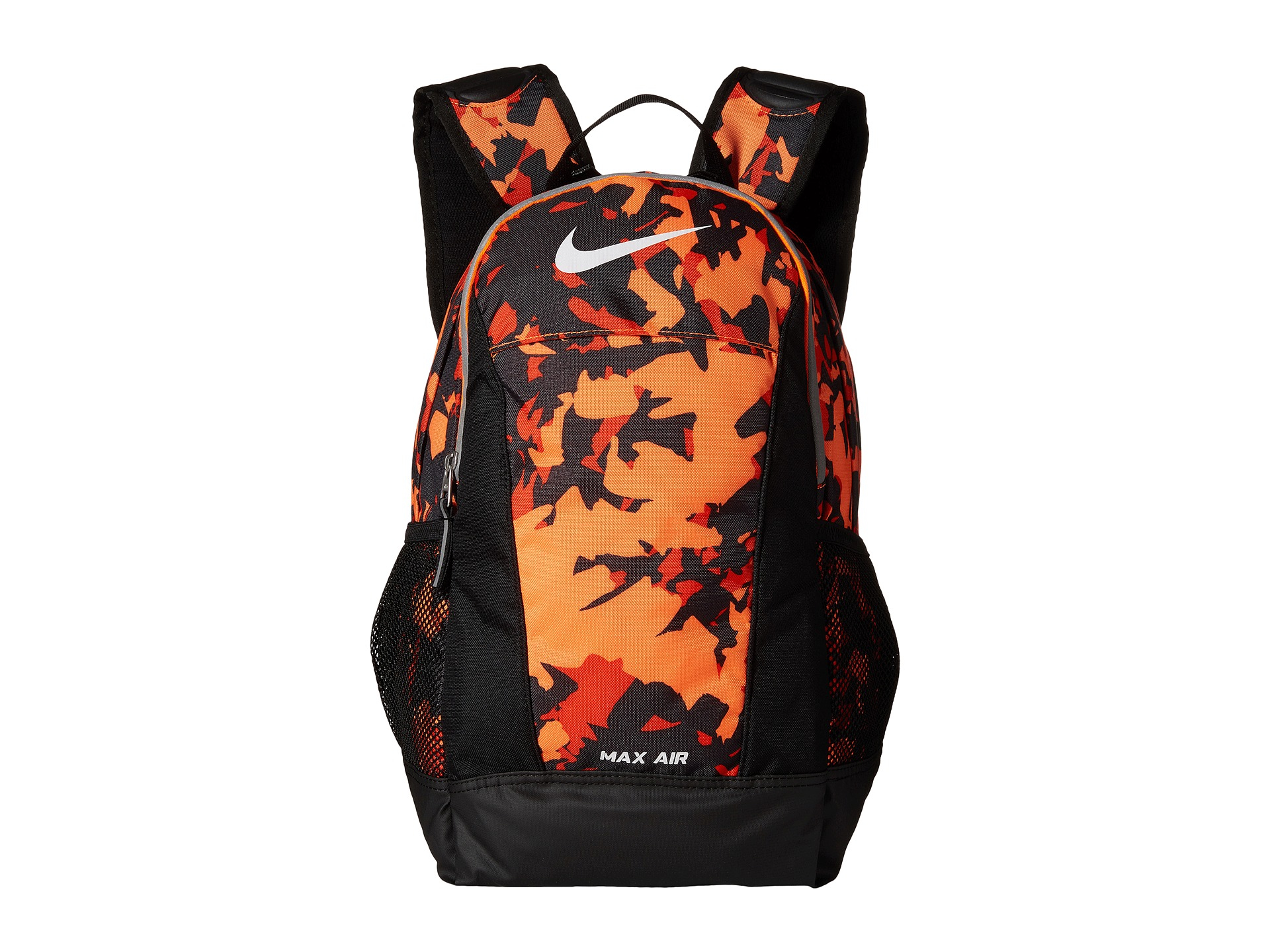 Nike Young Athletes Max Air Small Backpack In Orange Lyst