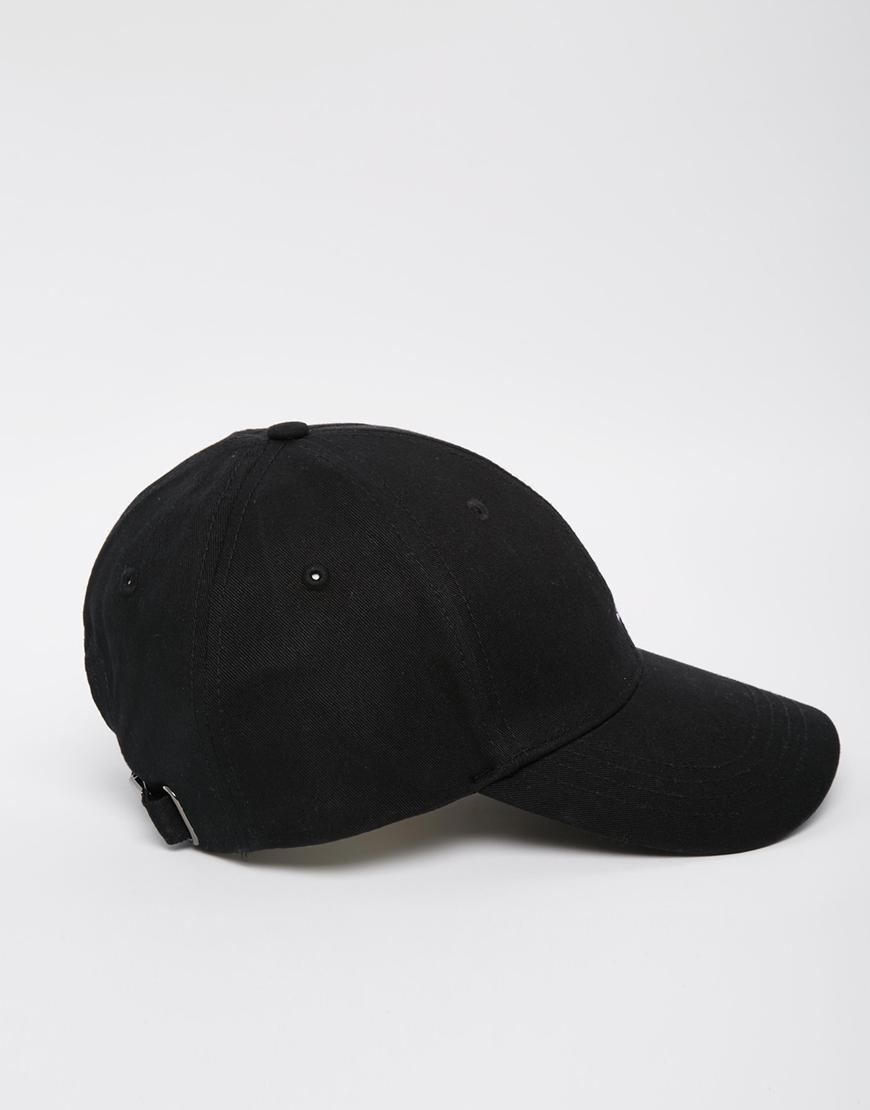 b505b40bfb4 Tommy Hilfiger Classic Flag Baseball Cap in Black for Men - Lyst
