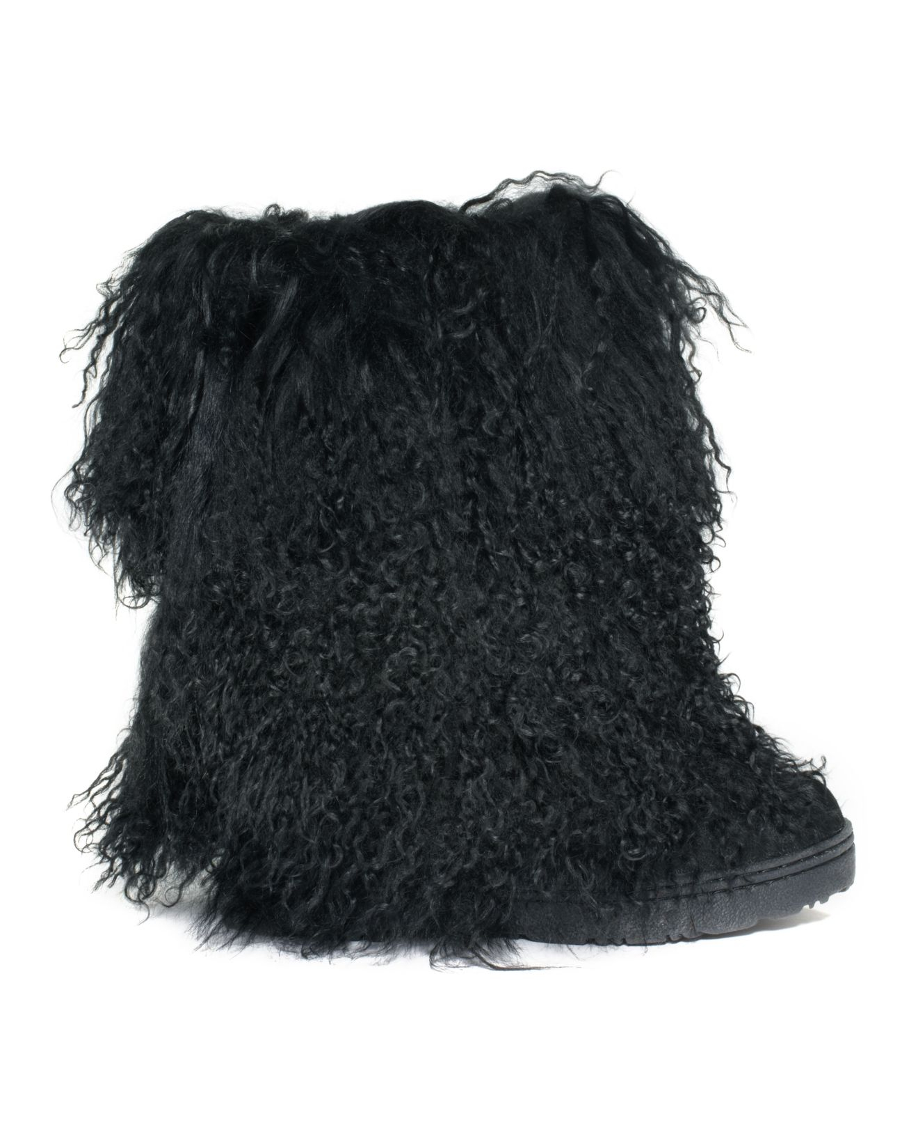 bearpaw boetis ii cold weather boots in black black
