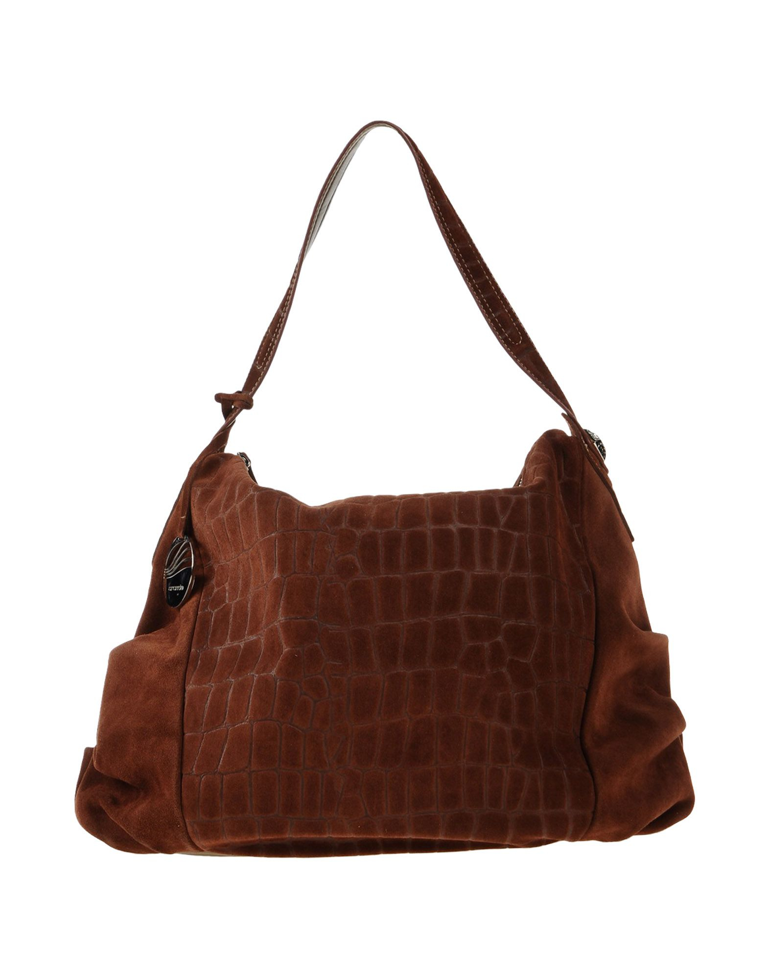 Crosia Handbags : Cromia Handbag in Brown (Cocoa) - Save 37% Lyst