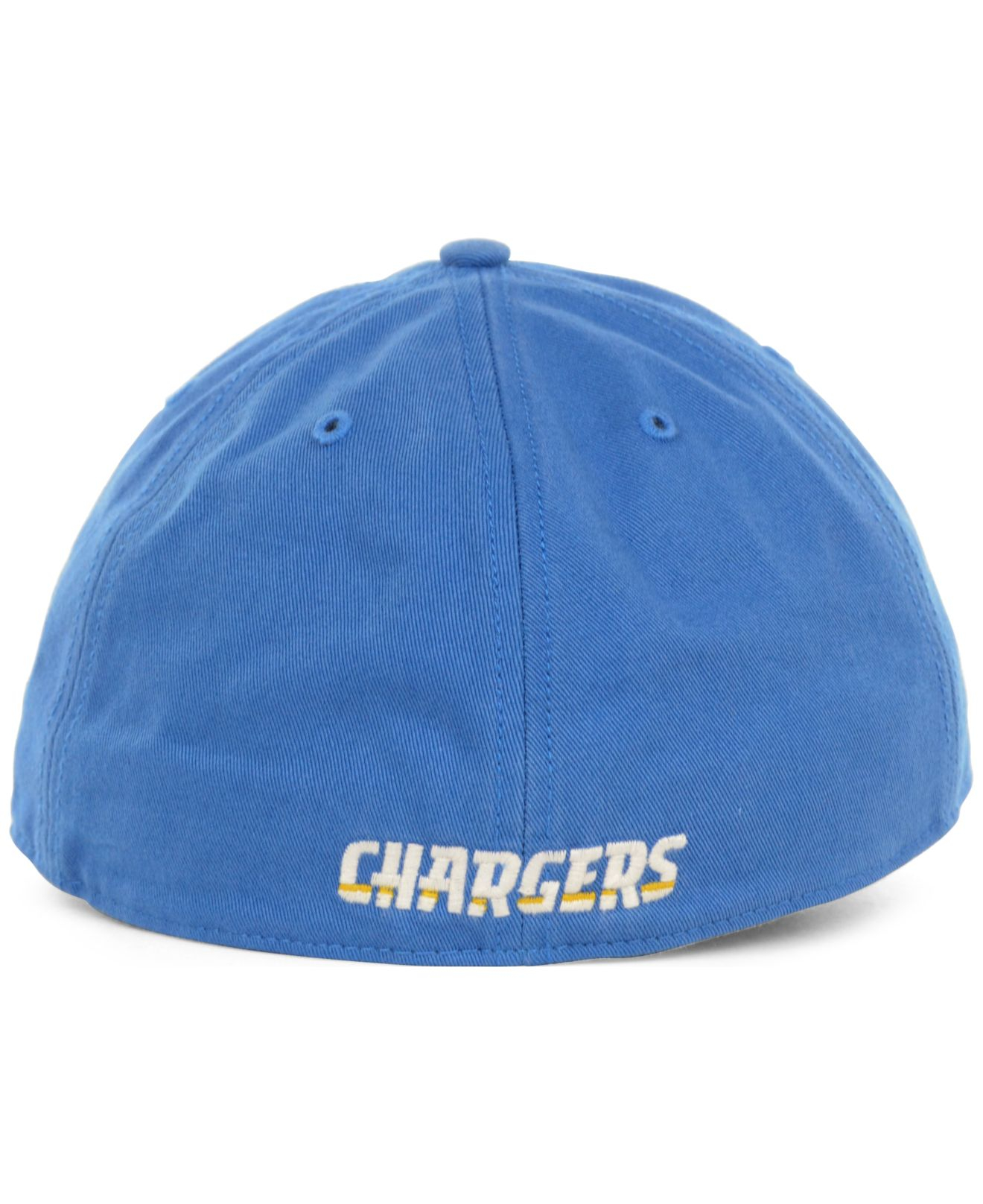 47 Brand San Diego Chargers Franchise Hat In Green For Men