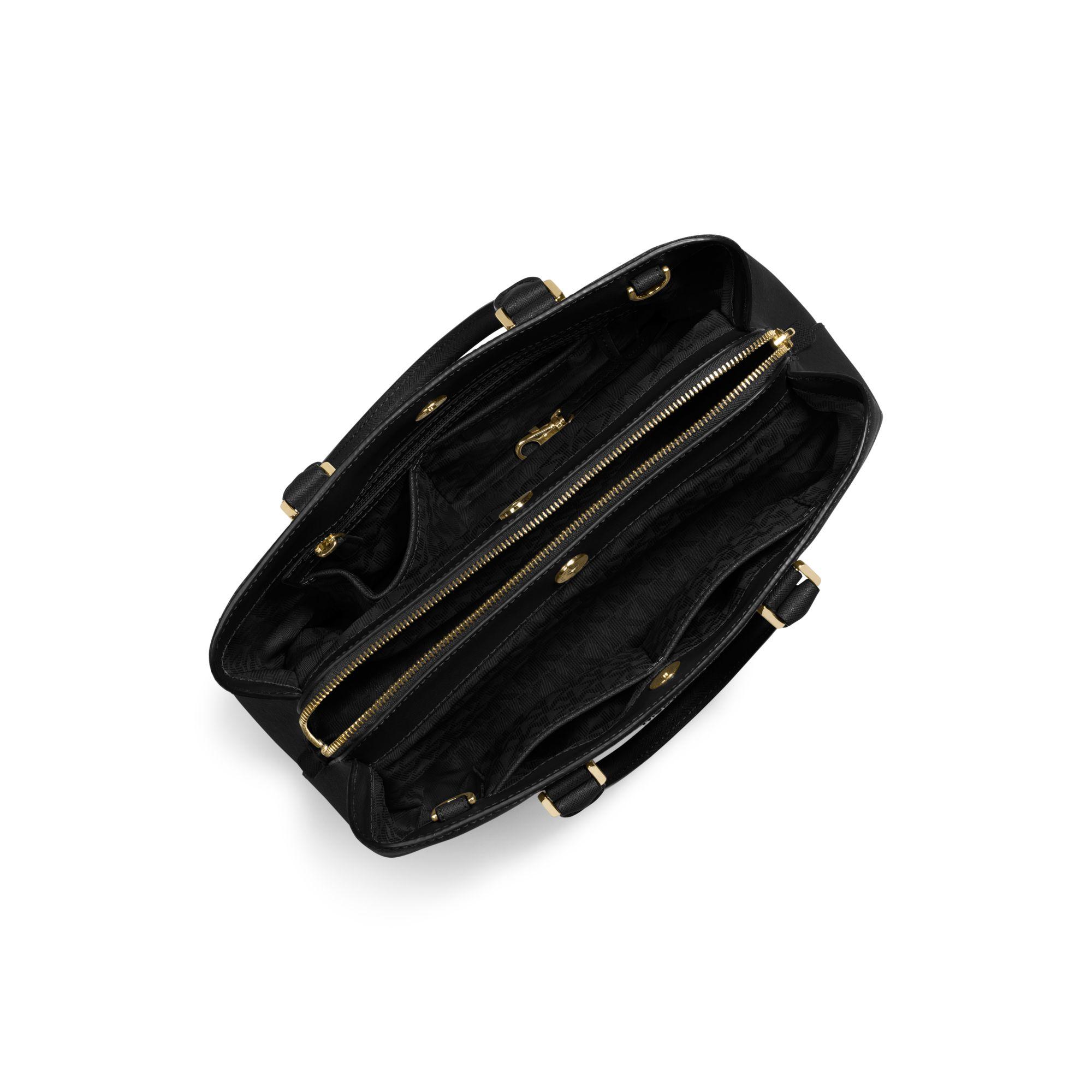 d53927e86ce5e michael kors savannah large patent saffiano leather satchel small saffiano  leather satchel