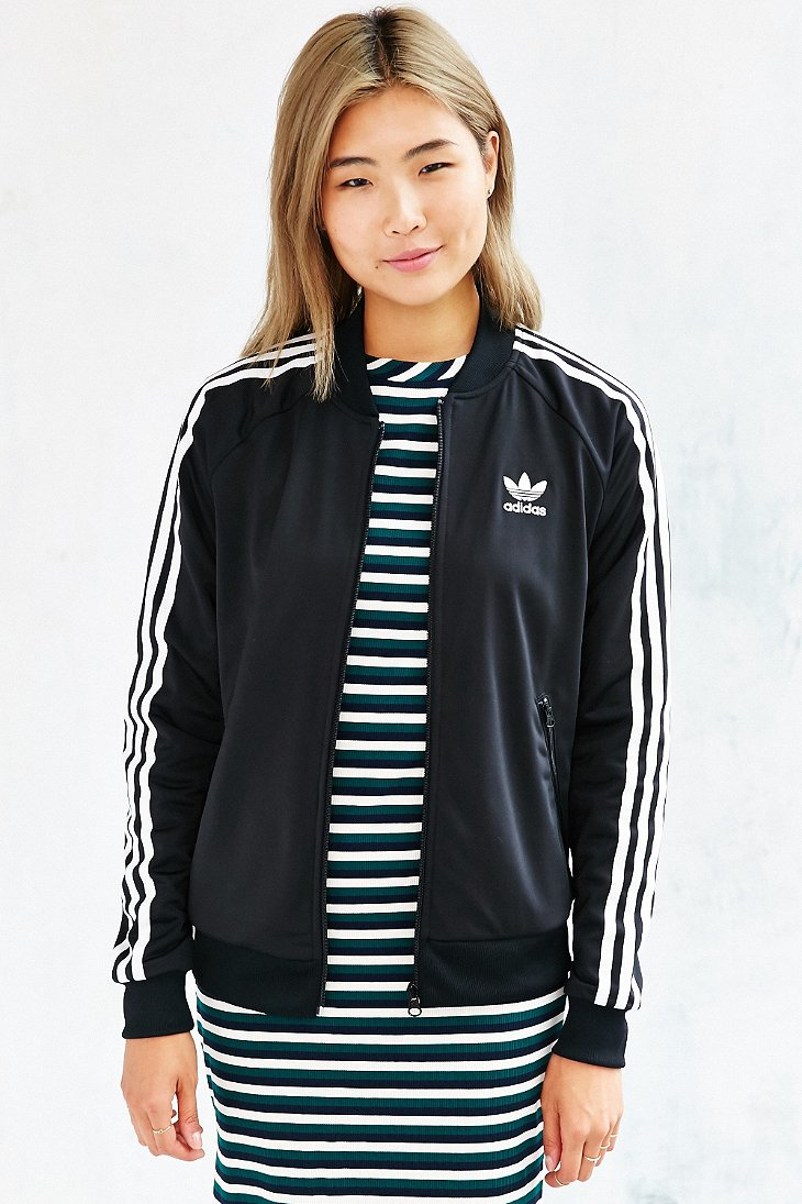 womens superstar adidas jacket