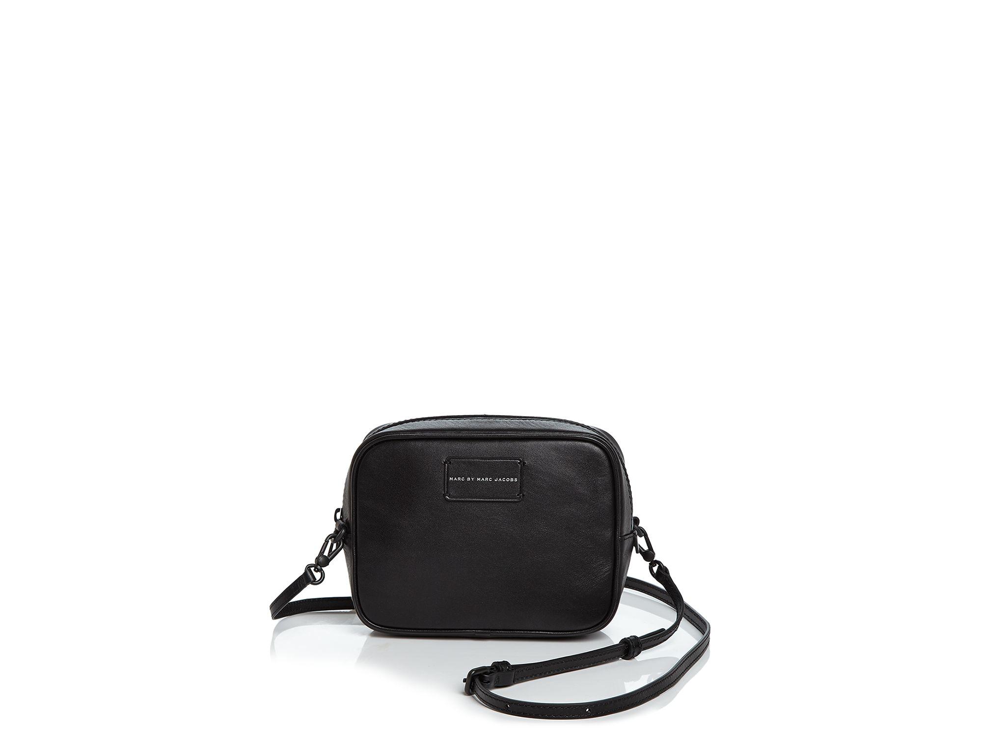 Lyst - Marc By Marc Jacobs Disney Camera Bag Crossbody in Black 53dd8b3c24a90
