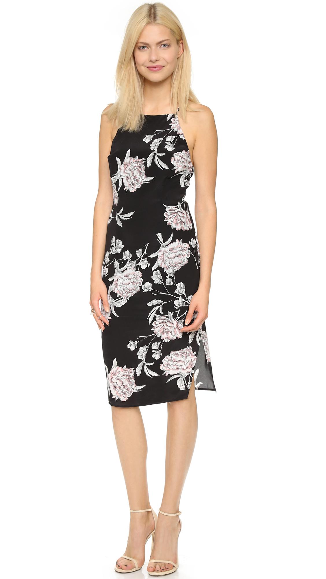 Yumi Kim Silk Afternoon Tea Dress Lyst