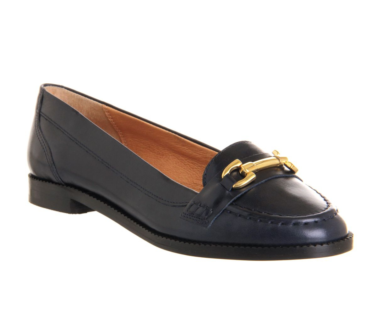 Office Teach Loafer Shoes In Blue For Men (Navy) | Lyst