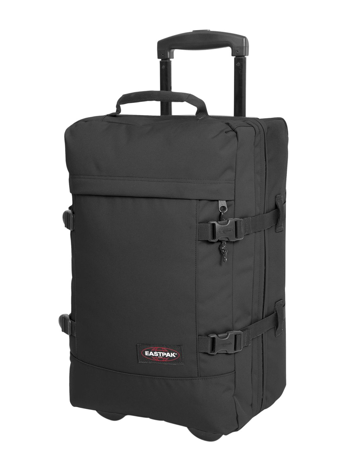 Eastpak 42l Strapverz Carry On Trolly & Backpack in Black | Lyst