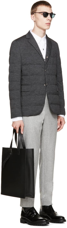 moncler Blazers Grey