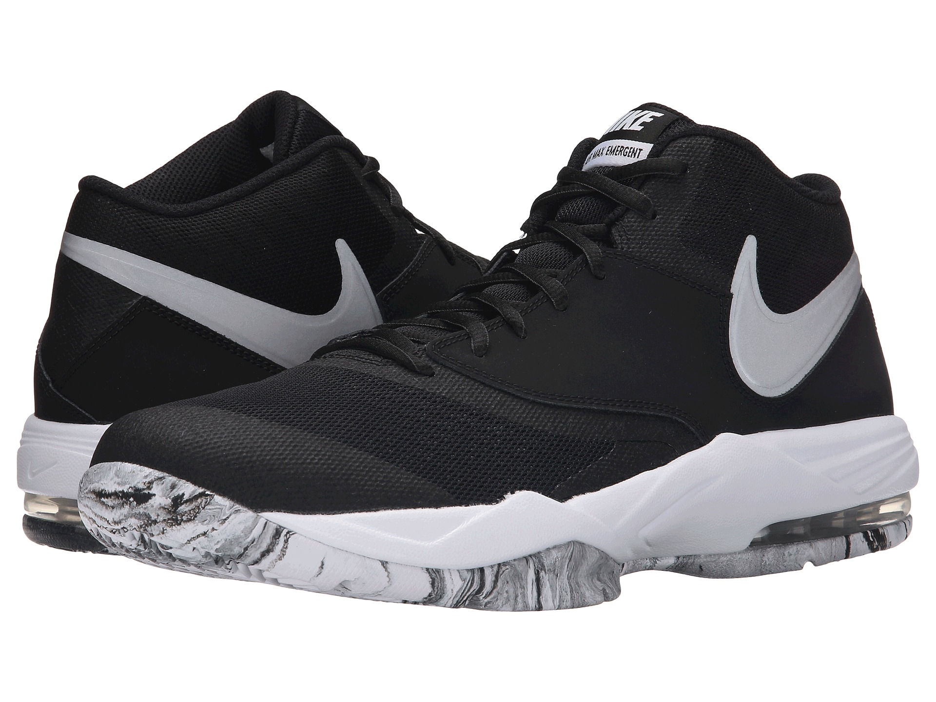 0601cc5d145 Previously sold at  Zappos · Men s Nike Air Max  Nike Air Max Emergent White  Running Shoes .