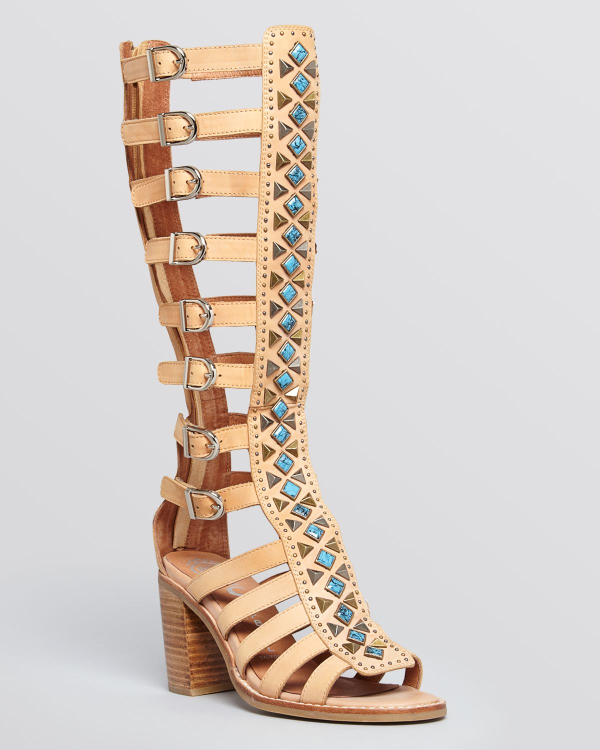 reputable site super specials utterly stylish Tall Gladiator Sandals Sade