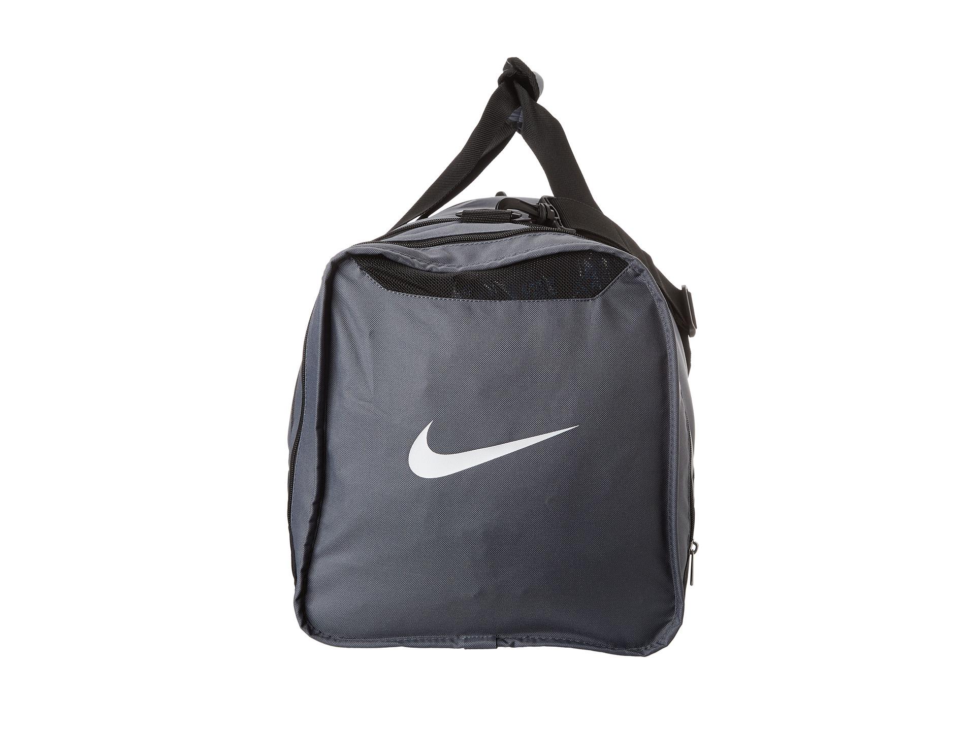 cac54df3c4 Lyst - Nike Brasilia 6 Medium Duffel in Gray
