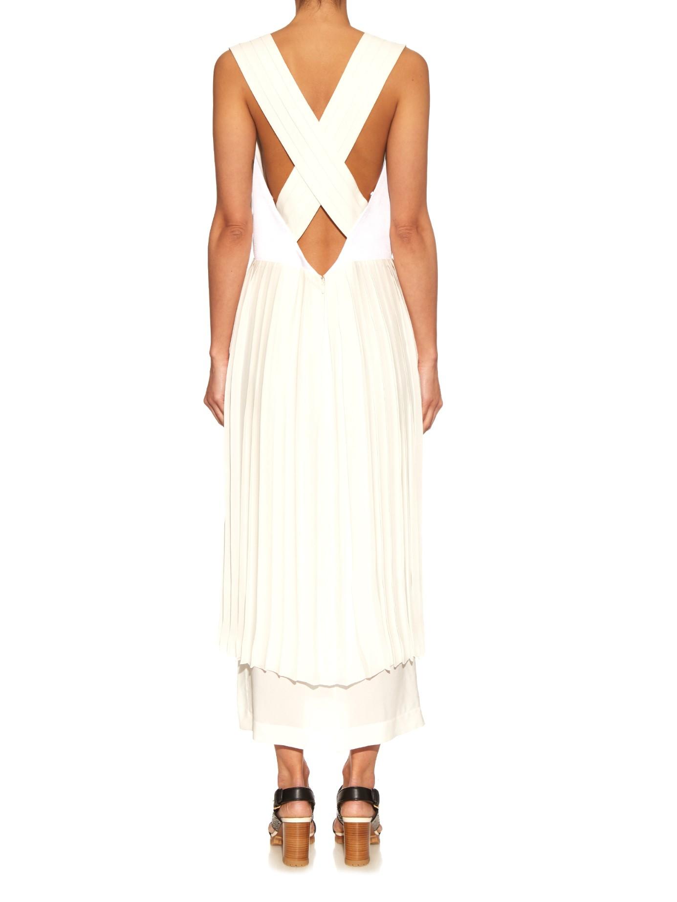 DRESSES - 3/4 length dresses Edun yR63kVBve