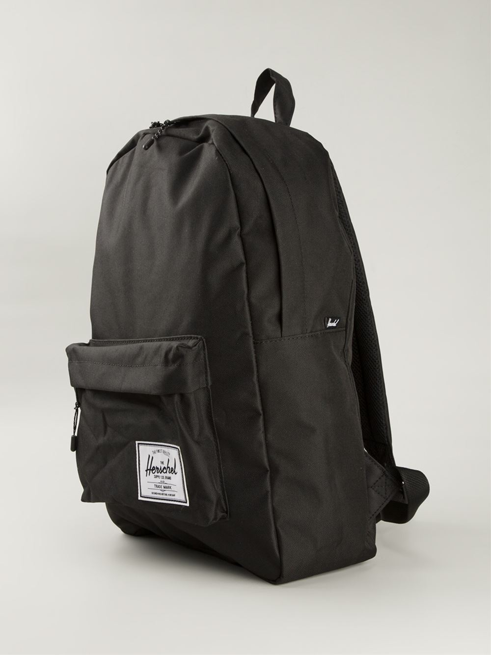 28f15cfcfa1 Herschel Supply Co. Black Classic Backpack for men