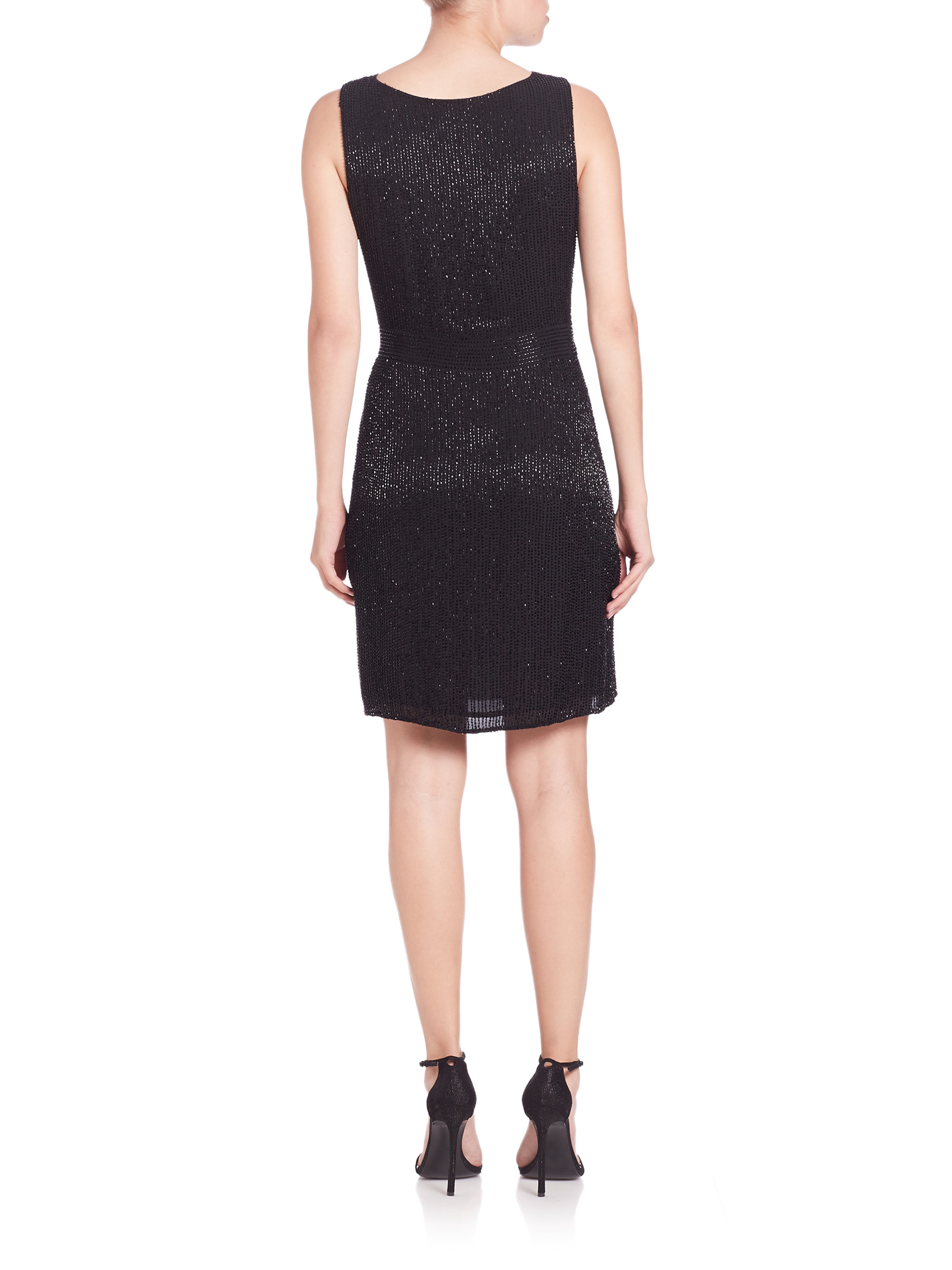 Lyst diane von furstenberg lyndsey embellished dress in for Diane von furstenberg clothes