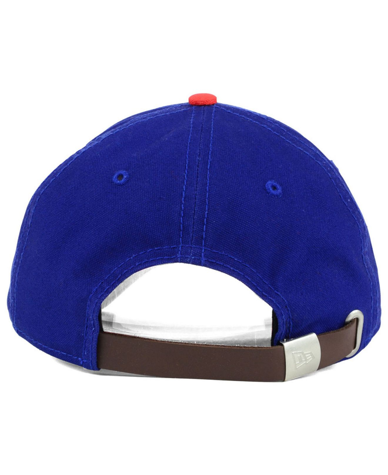 ed6bd4f38b3 ... canada lyst ktz new york mets 2 tone shoreline 9twenty cap in blue for  men d067c